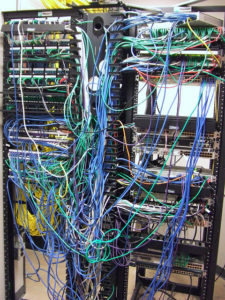 Messy Data Center